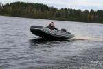 Тест обзор лодки РИФ 360F НДНД (с фальшбортом)