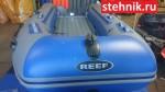 Какое должно быть давление надувного дна лодки REEF (РИФ)