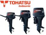 Технические характеристики Тохатсу двухтактные моторы