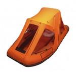 Тент транcформер кабриолет для лодки ПВХ Reef РИФ 420
