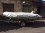 Транспортировочный тент для лодки Reef РИФ 390