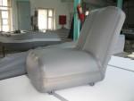 Шкиперское кресло Флагман для лодки ПВХ