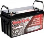 Тяговый аккумулятор Marine Deep Cycle GEL 80Ah 12V (CG12-80TA)