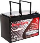 Тяговый аккумулятор Marine Deep Cycle GEL 90Ah 12V (CG12-90TXA)