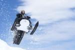 Защита днища снегохода Yamaha Nytro 08-12 (бел) YFP650-WHT