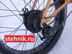 Электро Фэтбайк Okkervil 32025Е оранжевый