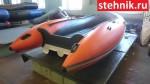 Лодка ПВХ Риф Reef Тритон Турбо 360 НД