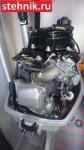 Лодочный мотор Honda BF6 AH SHU