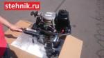 Лодочный мотор SEA PRO Т 5S