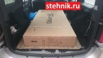 Велосипед Фэтбайк Okkervil GH-32702-2 черный/оранжевый
