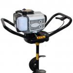 Мотобур/мотоледобур JIFFY SD60i, (без шнека) для рыбалки