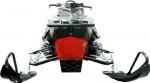 Защита днища снегохода Polaris 06-13 IQ Chassis (красн) Skinz Gear PFP200-RD