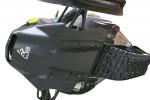 Защита днища снегохода Ski-Doo Rev XP 08-14 (черн) SDFP200-BK