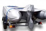 Транспортировочный тент для лодки Ривьера 3800 СК