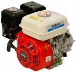 Двигатель Erma GX225L редуктор (Аналог двигателя Honda)