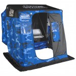 Утепленная тент-палатка на сани Large Otter Sled (200821) (2456)