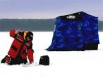 Утепленная тент-палатка на сани Magnum Otter Sled (200820) (2446)