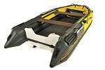 Лодка ПВХ Риф Reef Тритон 400 Skat НДНД (пластиковый транец)