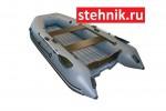 Лодка ПВХ Риф Reef 390 НДНД Jet (под водомет)