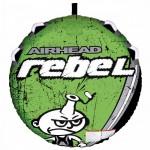 Водная ватрушка (баллон) AirHead REBEL Kit (AHRE-12) Трос+насос