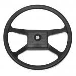 Рулевое колесо(штурвал) ULTRAFLEX V.33 черное 342 мм