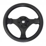 Рулевое колесо(штурвал) ULTRAFLEX V.45B черный 280 мм