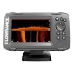 Эхолот плоттер LOWRANCE HOOK2 5x GPS SplitShot