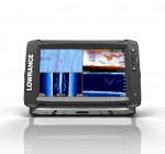 Эхолот картплоттер Lowrance Elite 9TI MID HIGH TOTALSCAN