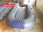 Уцененная лодка ПВХ Риф 290 НДНД (После тест драйва на производстве)