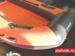 Уцененная лодка ПВХ Риф Тритон 390 (После тест драйва)