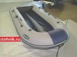 Уцененная лодка ПВХ Риф 320 КС Люкс (После тест драйва на производстве)