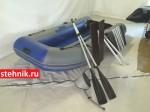 Уцененная лодка ПВХ Англер 335 XL (Распродажа склада)