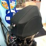 Неопреновый чехол на колпак лодочного мотора Тохатсу 9.9 л.с. 4 тактный Tohatsu MFS 9.9 ES