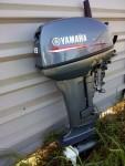 Лодочный мотор Ямаха 9.9 (Yamaha 9.9 GMHS) БУ Trade in