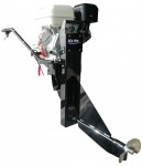 Лодочный мотор болотоход SEA-PRO SMF-15Е с электростартером