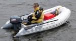 Лодка ПВХ Badger Fishing Line FLA300 AD