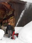 Снегоуборщик Honda HS655 ET