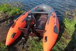Лодка ПВХ Риф Reef Турбо 360 пайолы