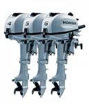 Тест,обзор,отзывы лодочных моторов Honda BF2.3DH SCHU, BF4DH SHU, BF5DH SHU, BF6AH SHU