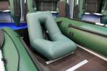 Кресло надувное для лодки ПВХ