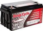 Тяговый аккумулятор Marine Deep Cycle AGM 90Ah 12V (6FM90TD-X)