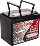 Тяговый аккумулятор Marine Deep Cycle AGM 75Ah 12V (6FM75TD-X)