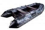 Надувная лодка Адмирал 335 camo (камуфляж ОМОН)