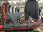 Тент транcформер КОМБИ для лодки ПВХ Reef РИФ 335,340,350,360