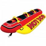 Надувной банан AirHead HOT DOG 3 (DOUBLE DOG 3) HD-3