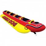 Надувной банан AirHead HOT DOG 5 (JUMBO DOG 5) HD-5