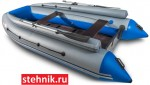 "Лодка ПВХ Англер Angler AN 360 XL F с фальшбортом (Транец: ""Крыло чайки"")"