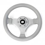 Рулевое колесо(штурвал) ULTRAFLEX V.45G серое 280 мм