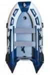 Лодка ПВХ Stormline Airdeck Standard 400