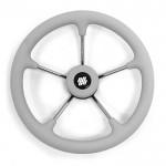 Рулевое колесо(штурвал) ULTRAFLEX V.70G серое 350 мм